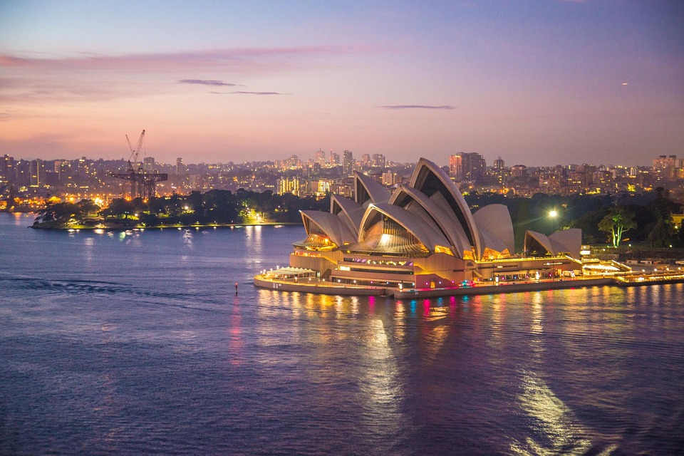 Charter A Private Jet to Sydney, New South Wales
